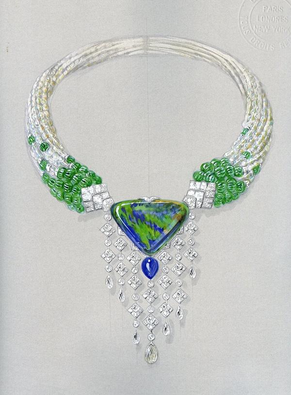 mashmoom cartier jewelry designs