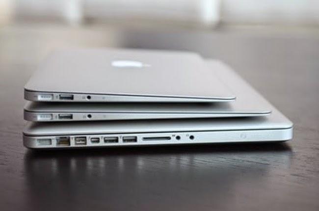 Daftar Harga Laptop Apple Terbaru