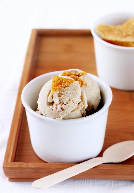 gelato sesamo