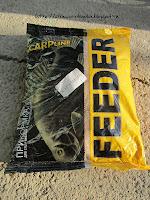 Carp Line FEEDER карамель