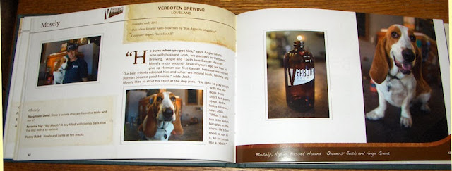 Sample Page from The BrewDogs of Colorado II