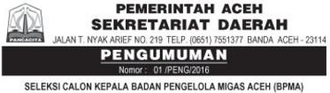 BPMA 2016