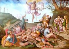STUPORE E GLORIA   della  RESURREZIONE