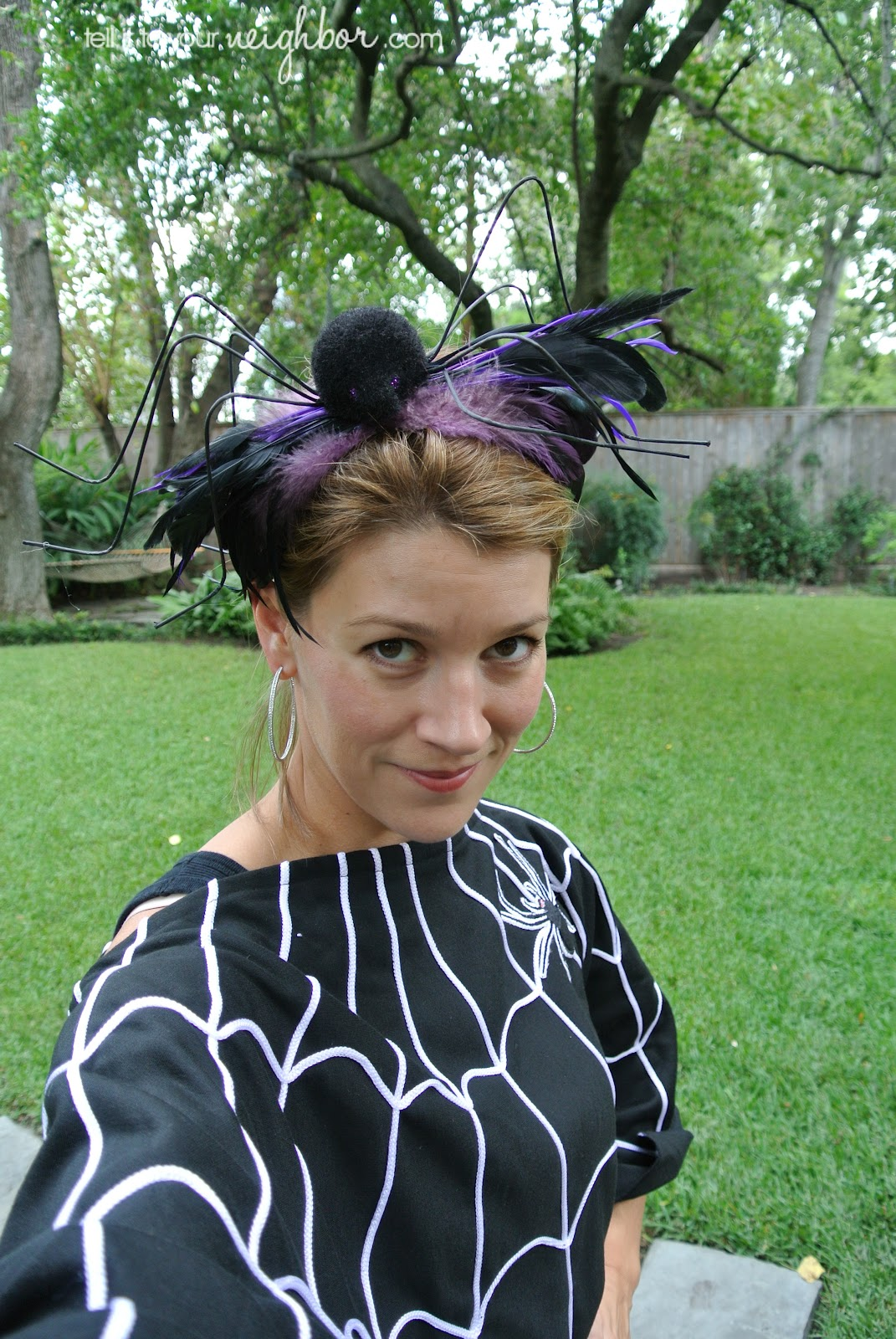 Halloween Spider Headbands