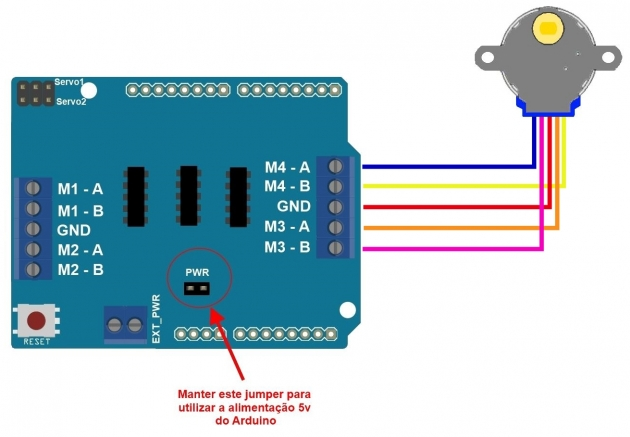 arduino-info - SmallSteppers