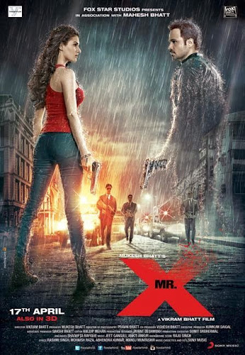 Mr. X (2015) Movie Poster