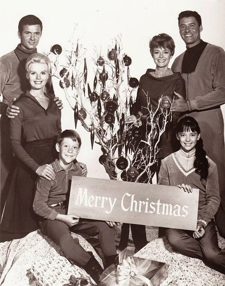 Lost in Space Christmas randommusings.filminspector.com