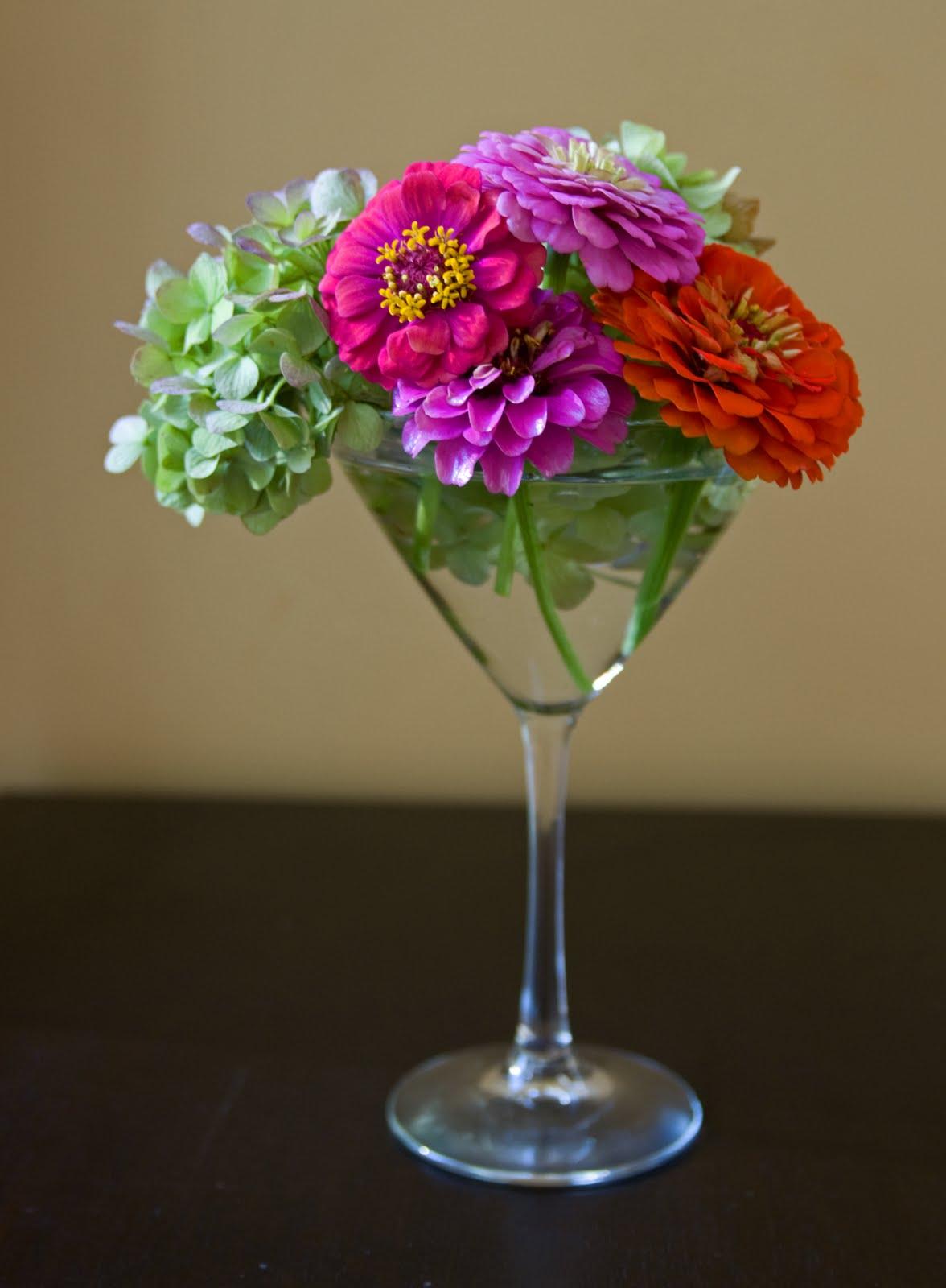 Life in Wonderland: No Vase? No Problem!