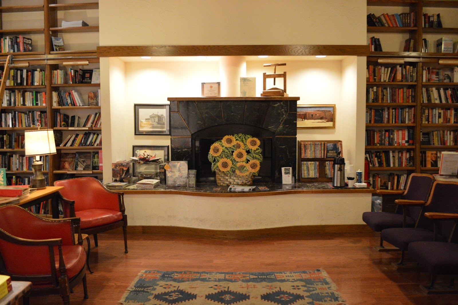 indie bookstores of america oklahoma full circle books