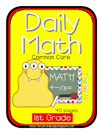 Common Core Daily Math