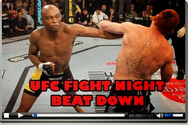UFC Night Show Beatdown