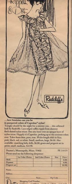 Pre-Christmas Ads 1964 www.organizedclutterqueen.blogspot.com
