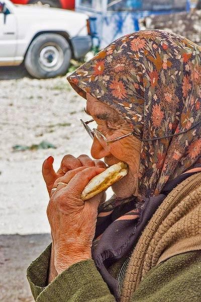 Yummy Time at Kaş Market