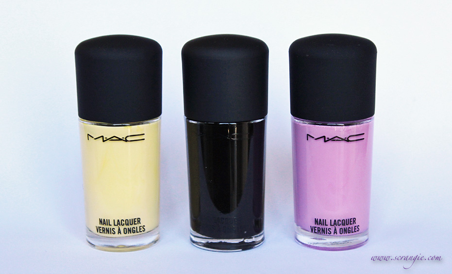 Scrangie: MAC Beth Ditto Collection Summer 2012 Nail Lacquers ...
