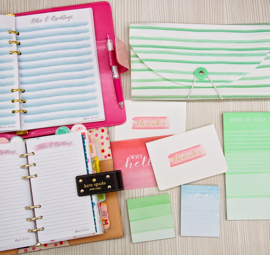 Happiness Is Scrappy Planners How To Make Your Own