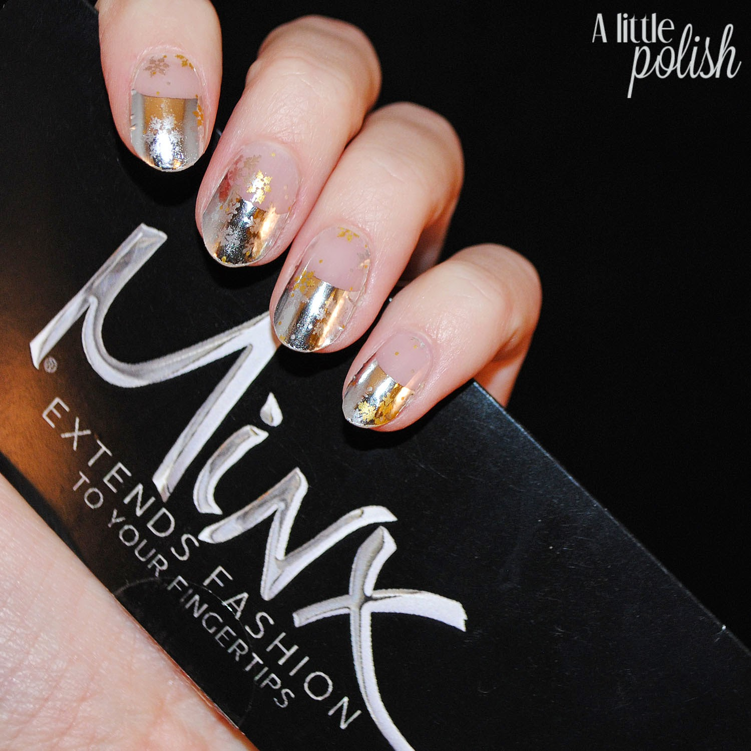 A Little Polish: Minx Nails from Beauty Collection