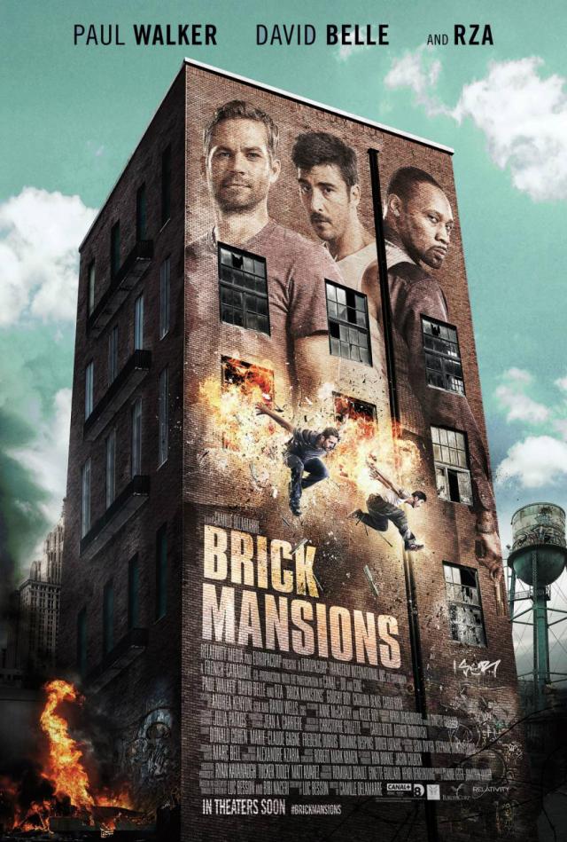 La película Brick Mansions