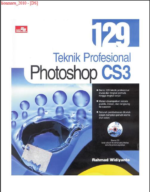 Unduh Tutorial Adobe Photoshop Cs3 Berbahasa Indonesia