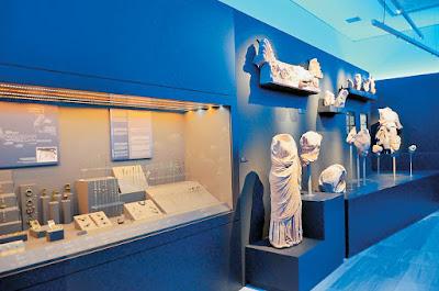 «Καμπανάκι» για τη βυθισμένη αρχαία πόλη