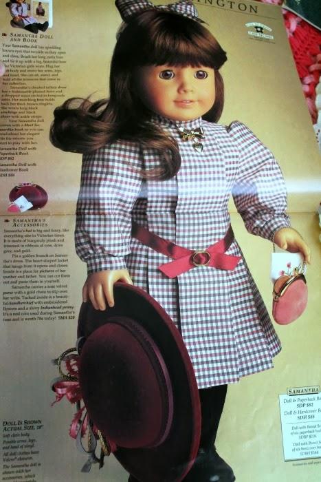 Obsessive Nostalgia Disorder Monday: Old American Girl ...