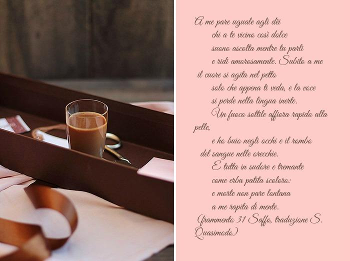 liquore al cioccolato-poesia saffo