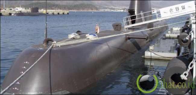 kapal selam Changbogo