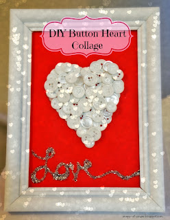 diy-button-heart-collage