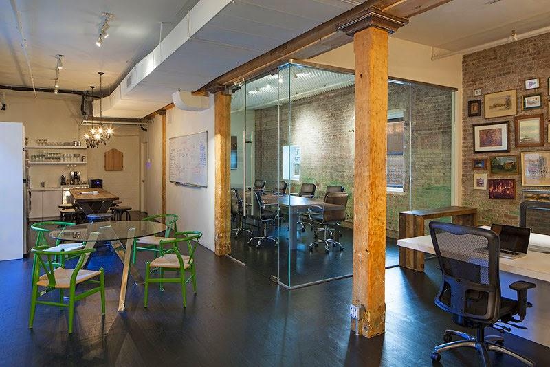 L 39 ufficio dei sogni almeno dei nostri for Interior design ufficio