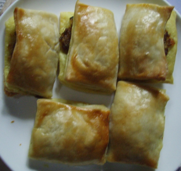 Beef Patties ~ Goan Recipes n More