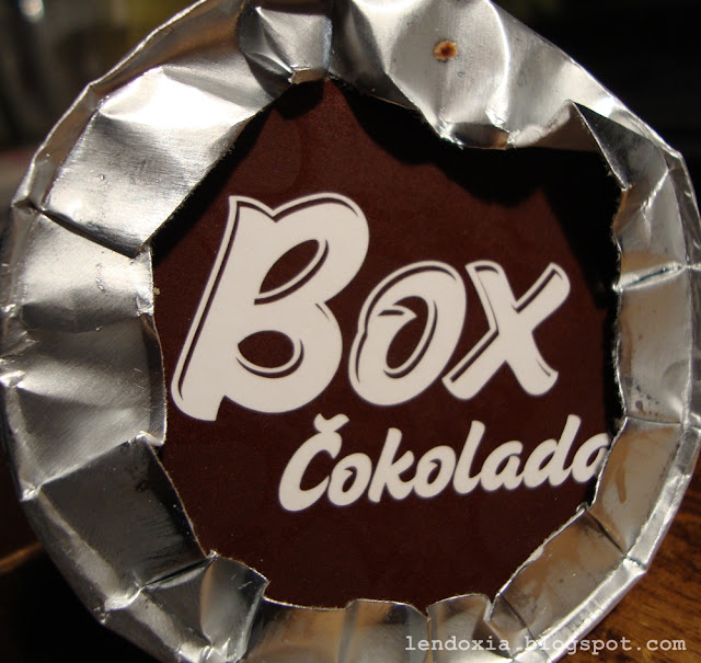 box sladoled cokolada