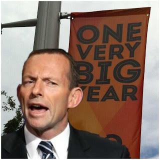 Tony Abbott, Very Big Ear, Election 2013, #auspol, Canberra Centenary