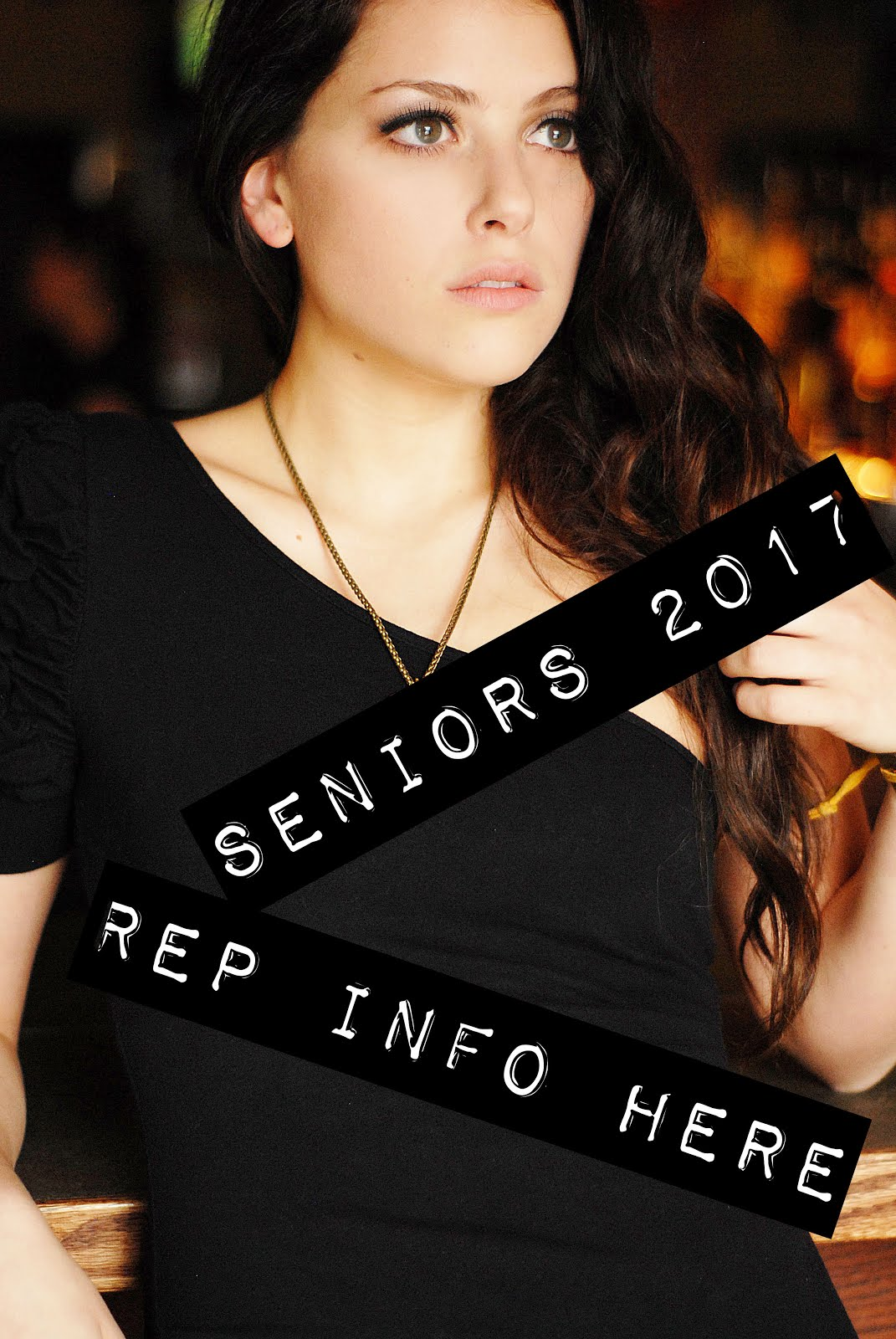 SENIOR REP~CLASS OF 2017