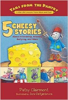 http://www.amazon.com/Cheesy-Stories-Friendship-Bravery-Bullying/dp/1400310423/ref=sr_1_sc_1?ie=UTF8&qid=1422719594&sr=8-1-spell&keywords=cheezy+stories