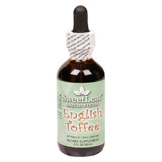 English Toffee Stevia