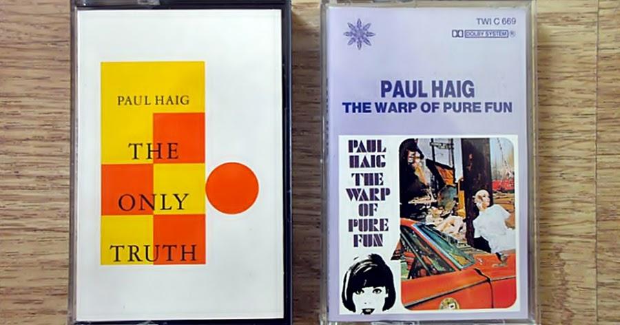 Paul Haig The Only Truth