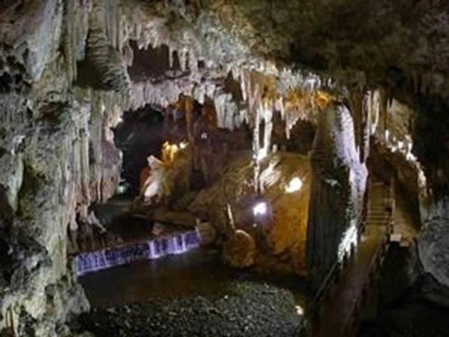 Caverna do Diabo em Eldorado-SP