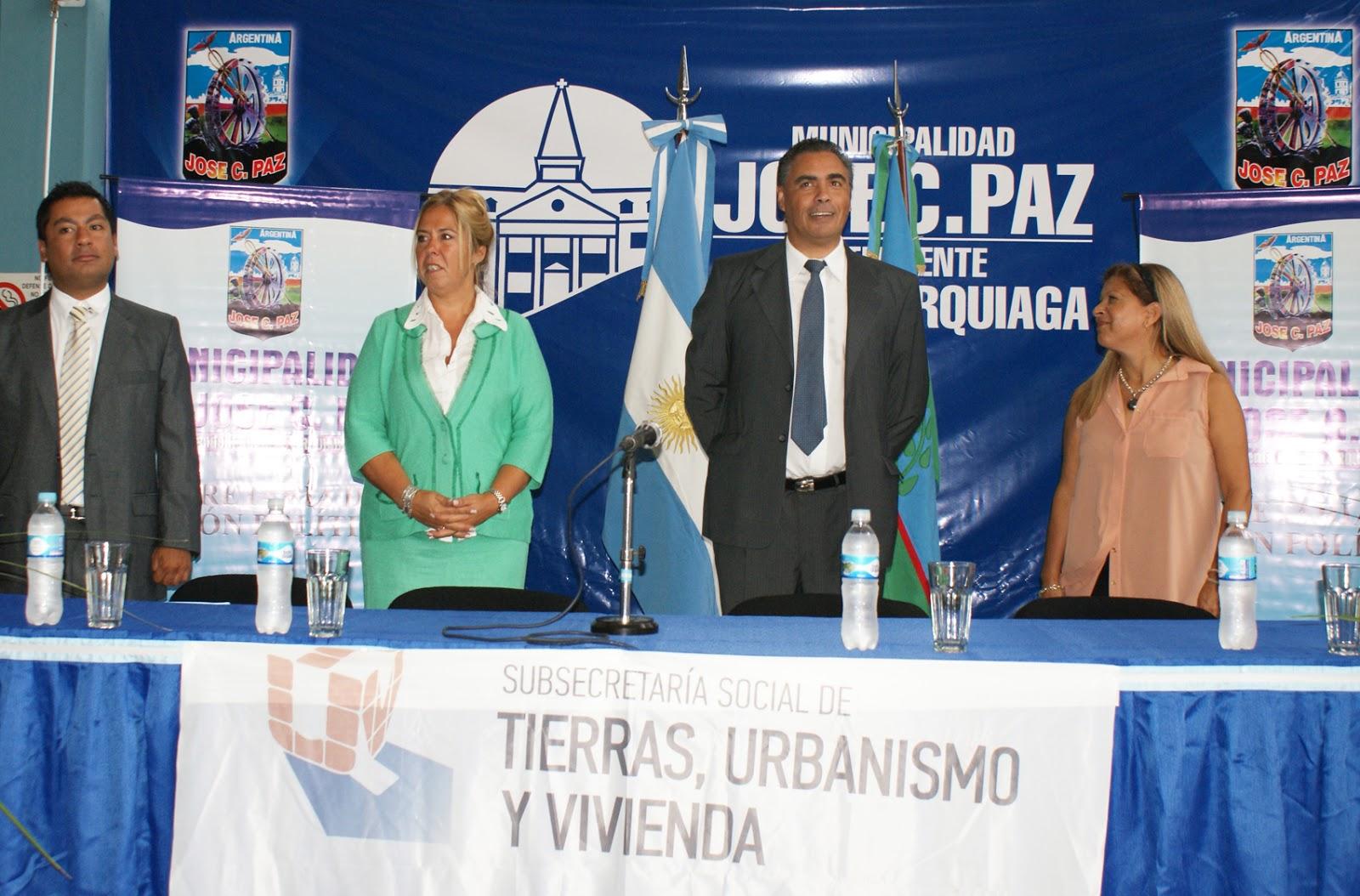 Prensa Municipalidad Jos C Paz Jos C Paz Entrega De
