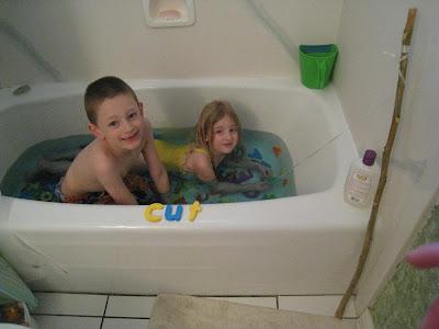Pinkapotamus: Tips on how to create a child friendly bathroom