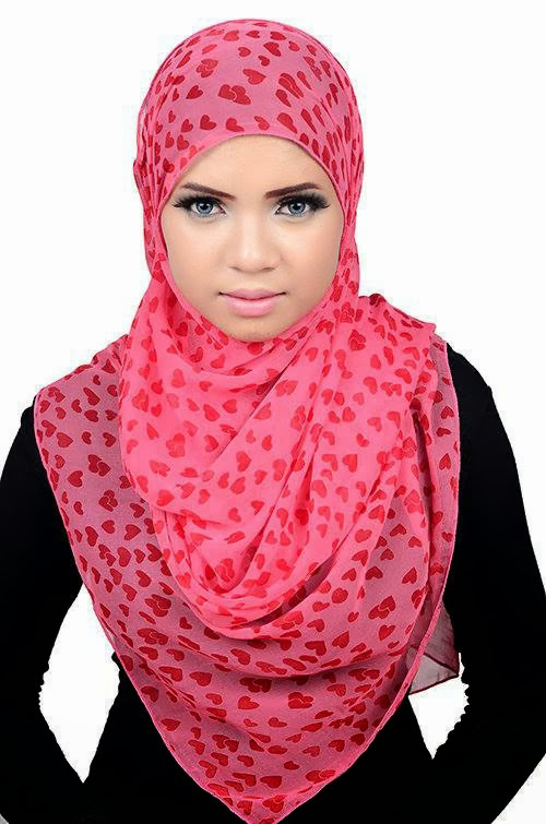 Tenue de Hijab viscose