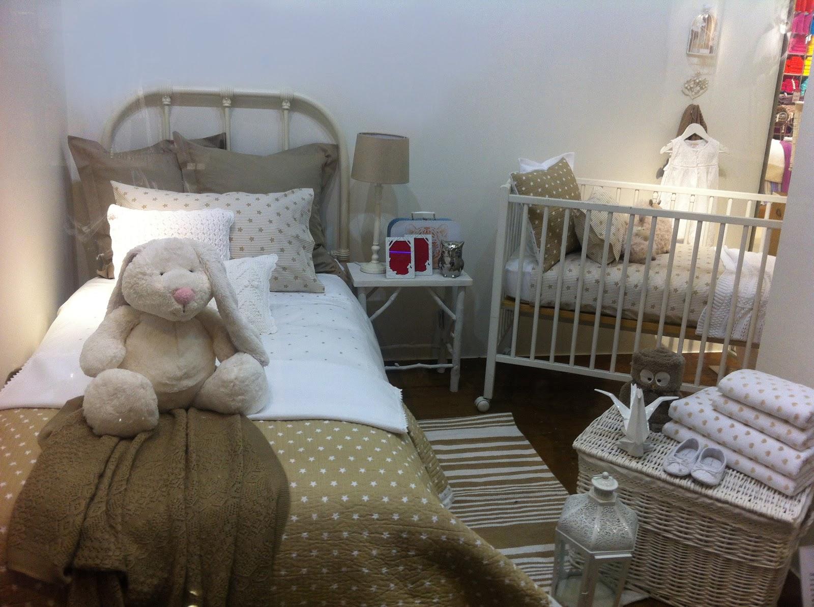 Bricolage e decora o quarto de beb e crian a em tons de - Zara home bebe ...