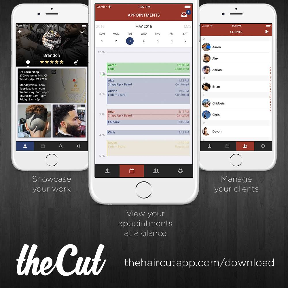 "Men's Fashion & Style Spotlight: ""The Cut"" App"