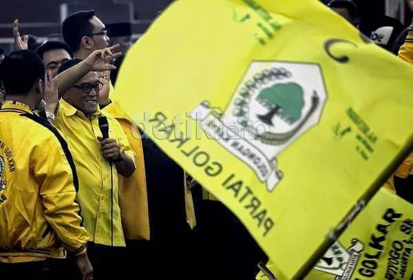 Koalisi Golkar PDIP dan Nasdem