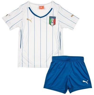 Baju Bola Piala Dunia Anak Terbaru 2014 Italy Away Puma Piala Dunia