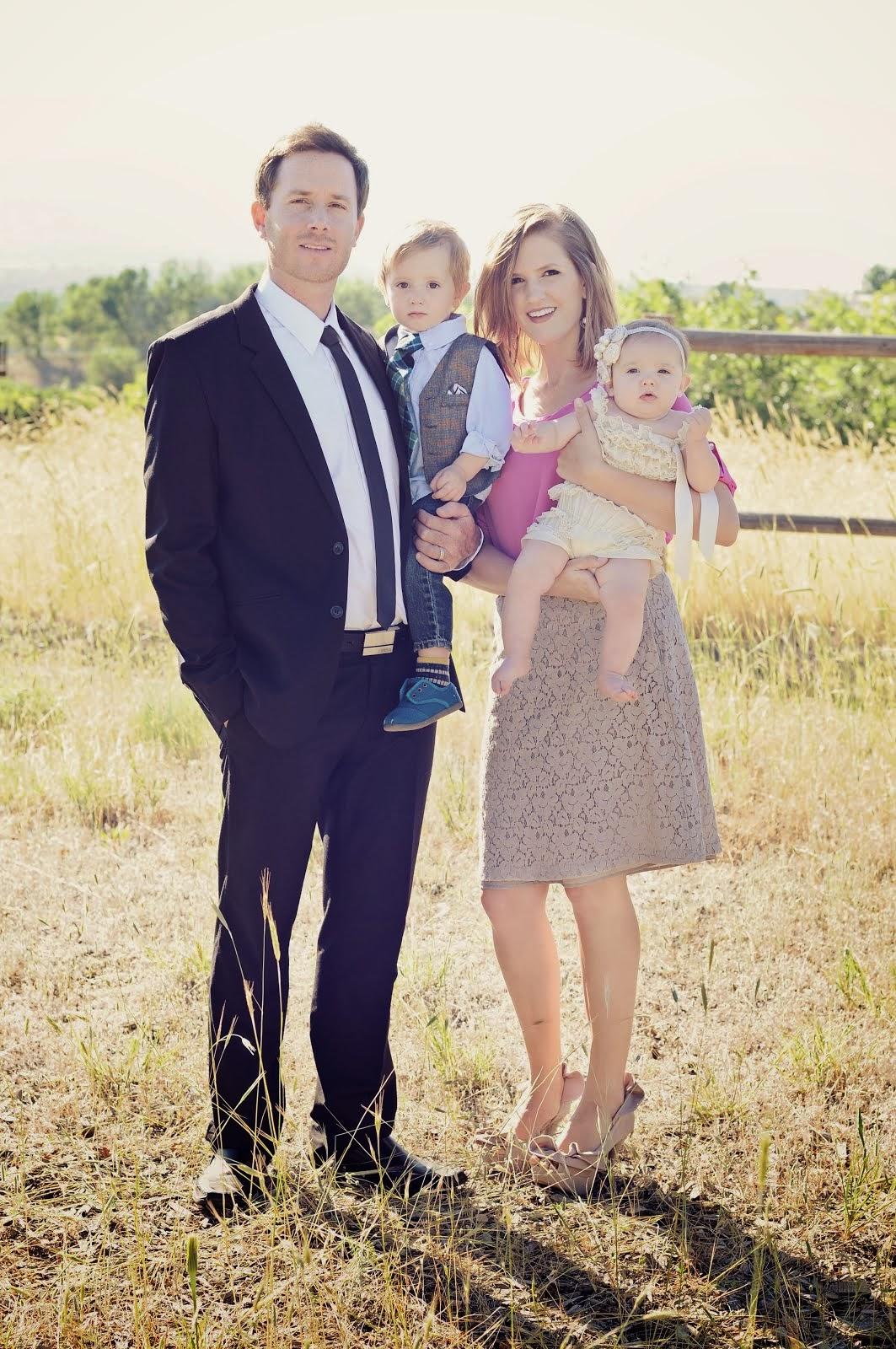 Smith Family 2012