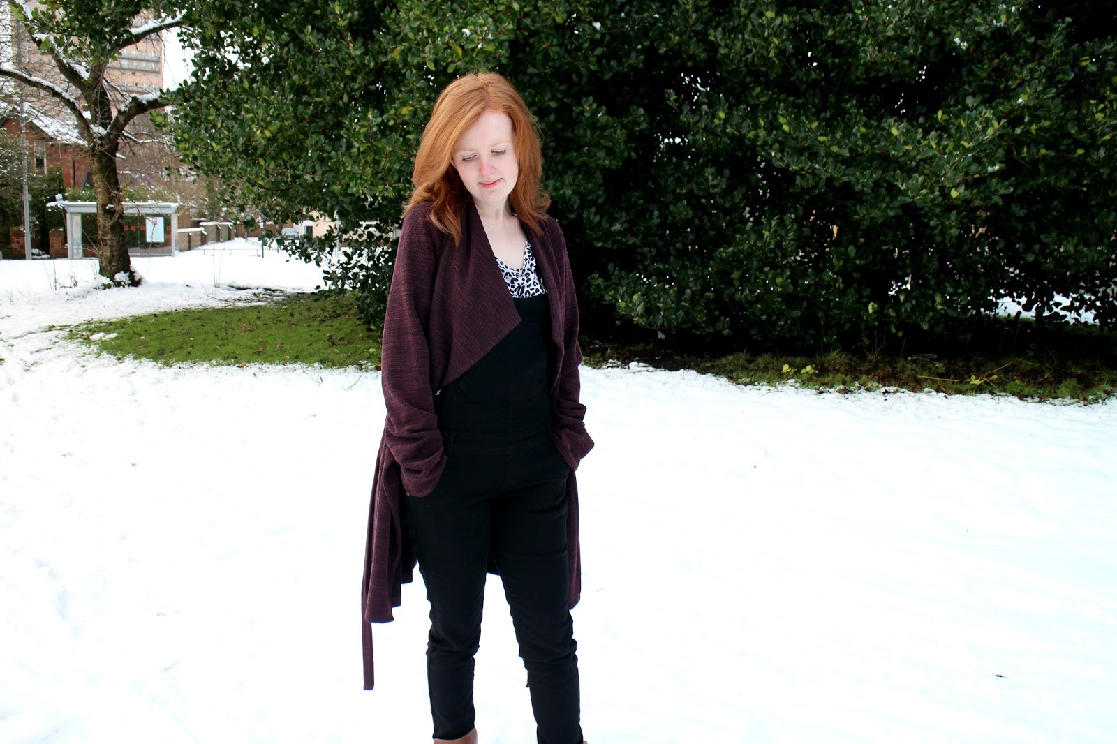 Winter Outfit Fashion Blog Post