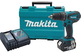 Makita Hammer Driver-Drill Kit