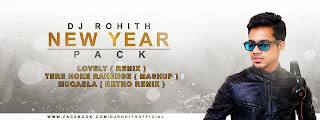 NEW YEAR PACK DJ ROHITH
