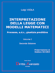 INTERPRETAZIONE DELLA LEGGE CON MODELLI MATEMATICI (II Edizione)