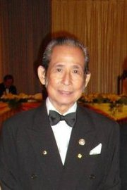 District Governor Tan Swee Kok