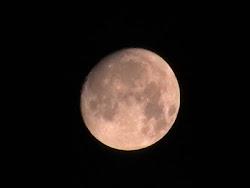 luna en los dias cercanos al  equinocio